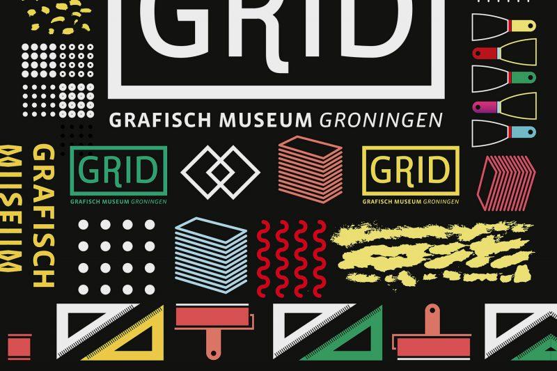 GRID / Grafisch Museum Groningen