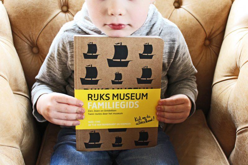 Rijksmuseum Familiegids / Gouden Eeuw