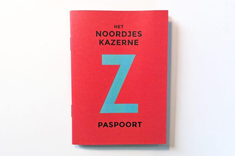 Paspoort Z